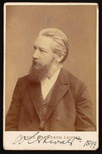 Portrait of Wilhelm Ostwald, 1899