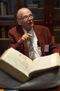 Photograph of Allen G. Debrus