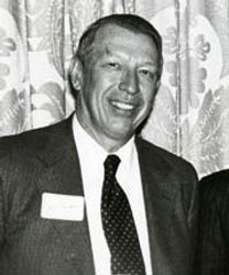Photograph of Richard E. Heckert