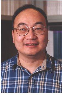 Photograph of Cheng-Ming Chiang
