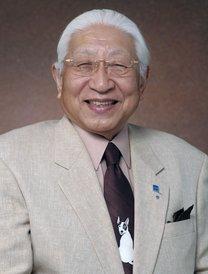 Photograph of Masao Horiba