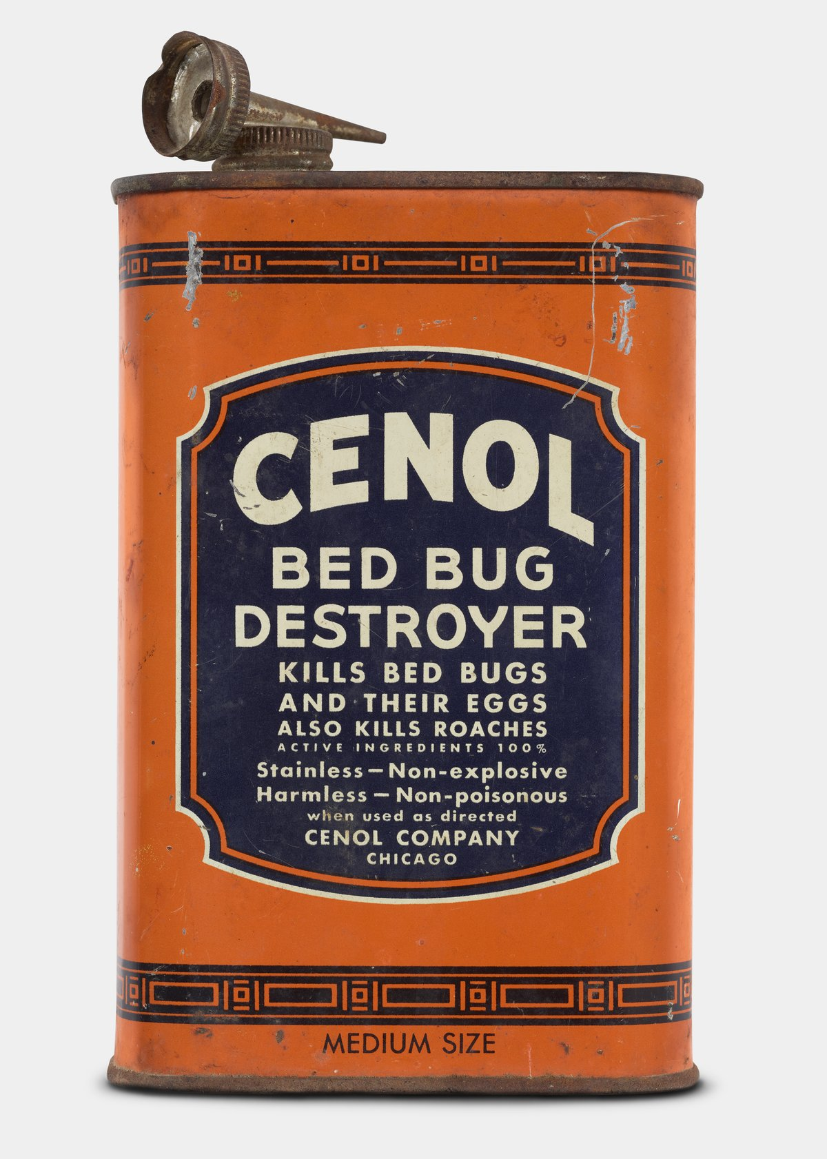 Cenol Bed Bug Destroyer Science History Institute Digital Collections