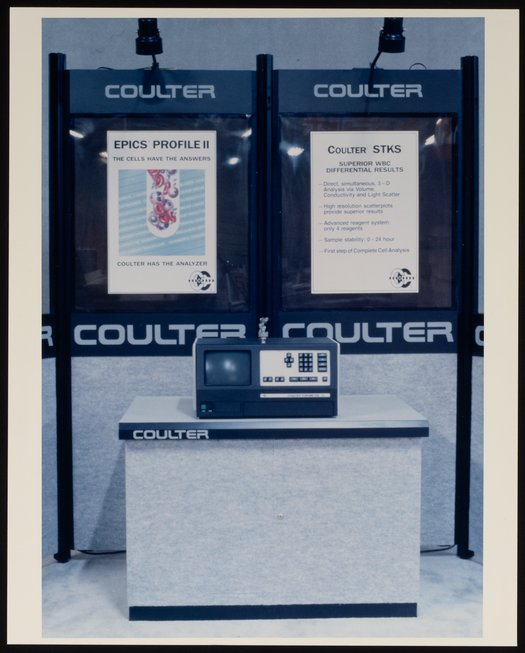 Coulter STKS Hematology Sample Testing System - Science