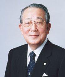 Photograph of Kazuo Inamori