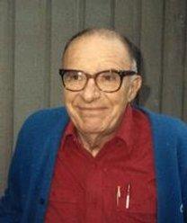 Photograph of Herman Schroeder