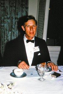 Photograph of Konrad Bloch