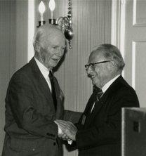 Photograph of Gordon Cain
