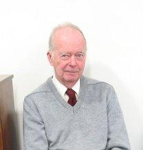 Photograph of Robert M. Hayes
