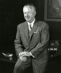 Photograph of William C. Goggin